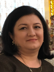 Кафланова Зарема магарамовна